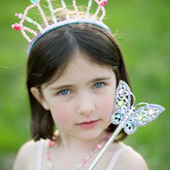 Butterfly Princess Wand