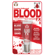 Red Drying Blood