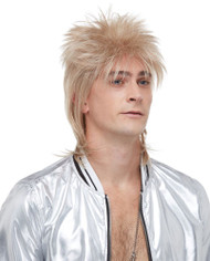 British Rockstar Wig