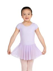 Mesh Skirt Dance Dress