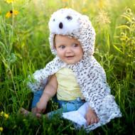 Baby Owl Cape
