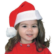 Toddler Santa Hat