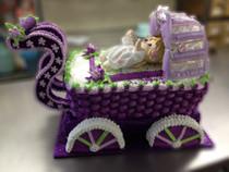 Model# 41015 Stroller Cake