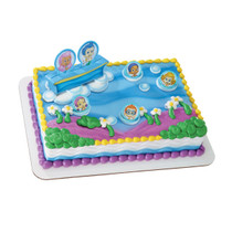 11028 Bubble Guppies™ Gil, Molly and Gang DecoSet®