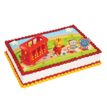 11032 Daniel Tiger's Neighborhood® Trolley Friends DecoSet®
