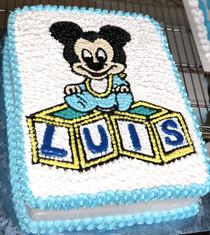 41052 Baby Mickey