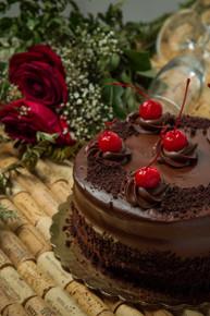Model # 11201 Black Forest Cake