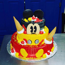 Model# 13007 Minnie Mouse Creation
