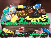 Modelo# 11079 Toy Trucks