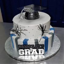 Model# 02007 Congrats Grad Deco