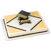 Modern Geometric Graduation Hat DecoSet®