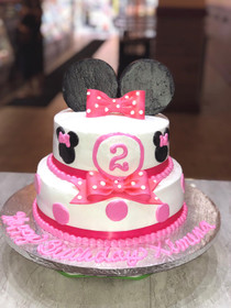 Model# 12028 Minnie Mouse Bows