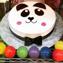 Model # 91028 Panda Cake