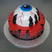 Model # 61608 Eye Ball Cake