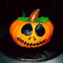 Model # 61609 Pumpkin Cake 3D
