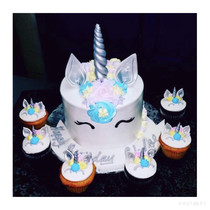 Model # 11103 Unicorn and CupCakes