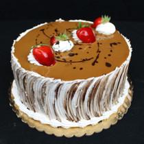 Tres Leches Cake {Dulce de Leche & Chocolate} (F-29)