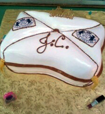 Model# 91003 - Juicy Pillow Cake