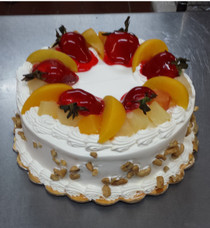 Tres Leches Cake Mixed Fruits & Nuts (F-22)