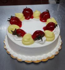 Tres Leches Cake Strawberry  & Vanilla (F-20)