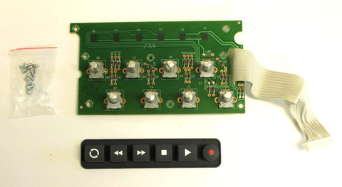 M-Audio Control board ? Play buttons and rotary controls