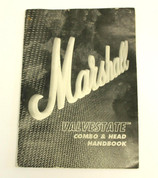 Marshall Valvestate Manual