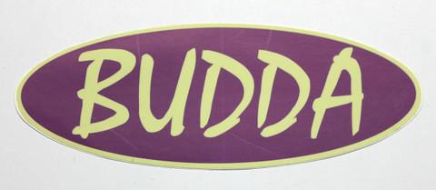 Budda Amplification Sticker