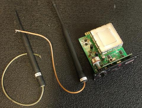 F100 Wireless Microphone Module