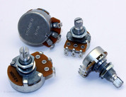 Alpha® 100K / 250K / 500K / 1M Potentiometers, various tapers and sizes