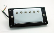 AlNiCo V humbucker pickup, with rings, screws & springs