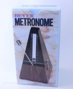 Beyer Classic Walnut Finish Metronome