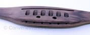 Through-bridge Pin-free Rosewood Guitar Bridge