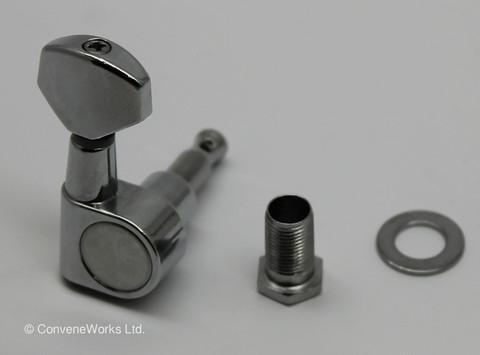2 Pin No Screw Machine Head, Single Unit