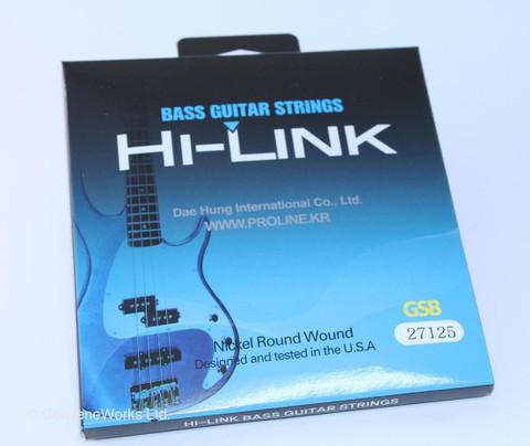 Proline Hi-Link Premium Six String Bass Strings