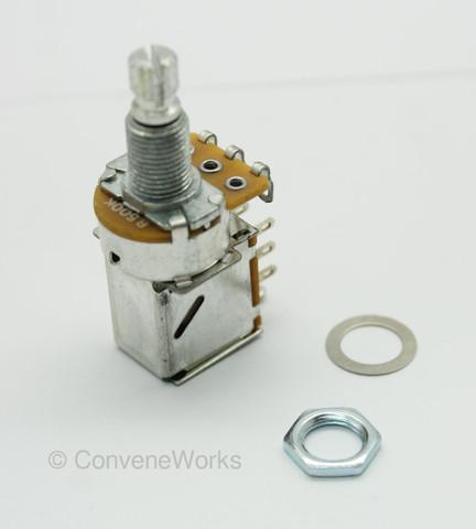 "Push-Pull Potentiometer, 16mm Backshell (""Mini"")"