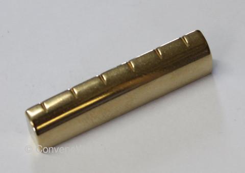 Brass Nut (Guitar), 42.5mm x 6mm