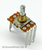 "Peavey 10K Audio ""Spider"" Potentiometer (Peavey Part No: 31190337 /  71190337)"