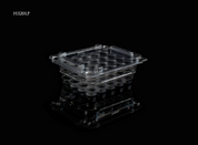 TAC-PAC® H320LP 20 Count Clear Ammo Box - Empty