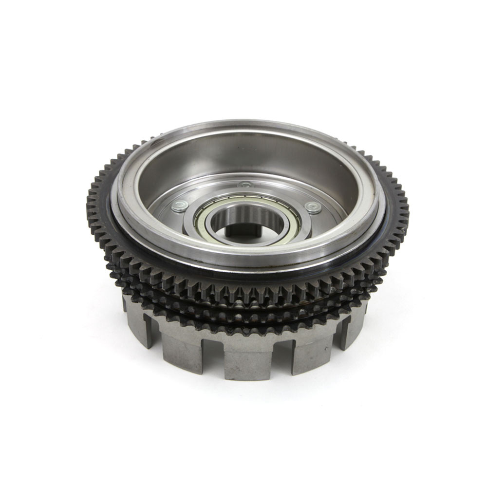 V-Twin Alternator Rotor Clutch Shell Assembly for 1984 ...