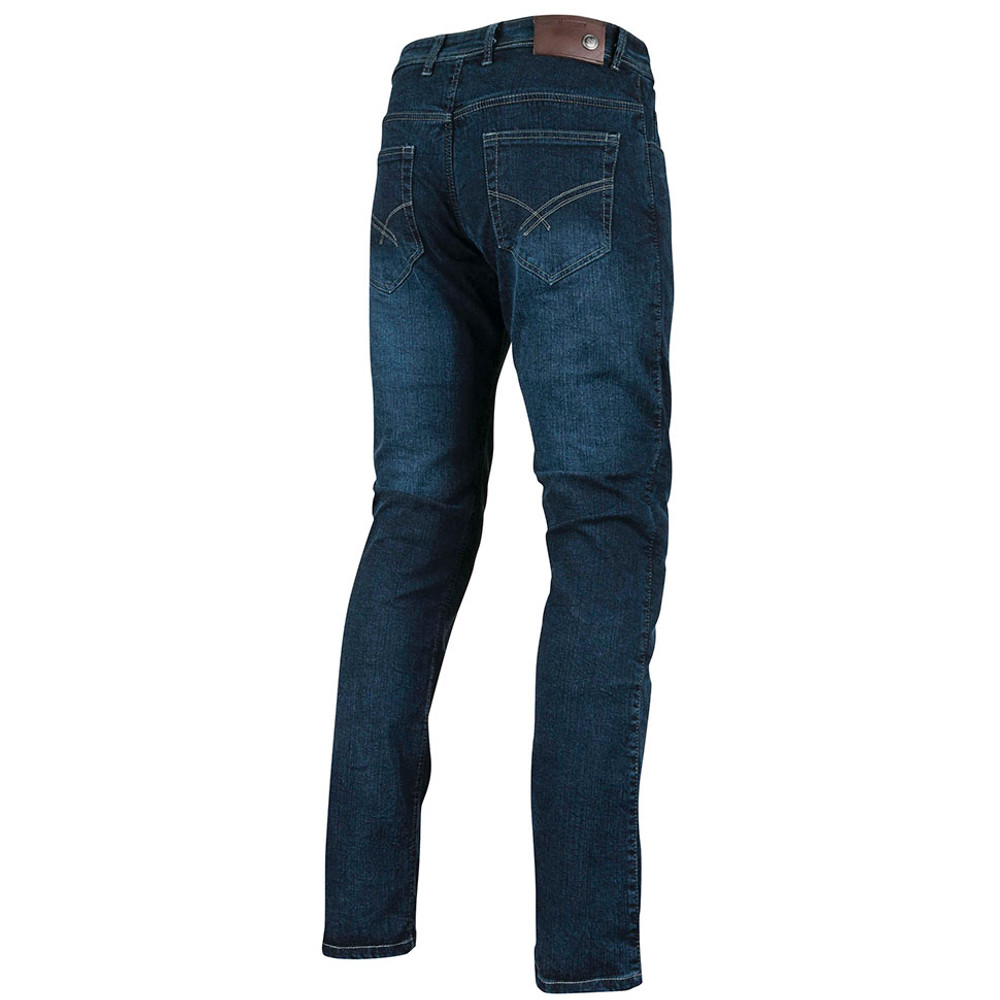 Speed and Strength Critical Mass Armored Stretch Jeans - Blue