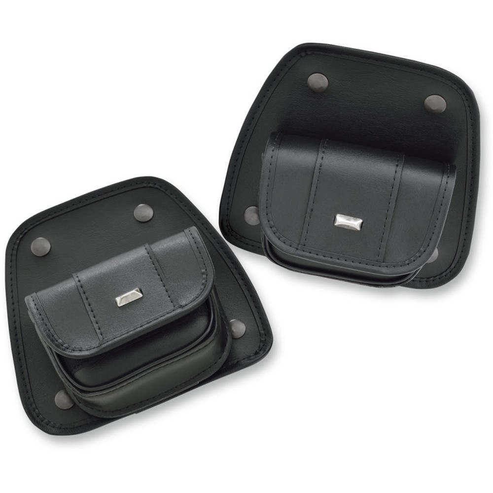 Hopnel Lower Fairing Pockets for 2005-2013 Harley Electra Glide Ultra
