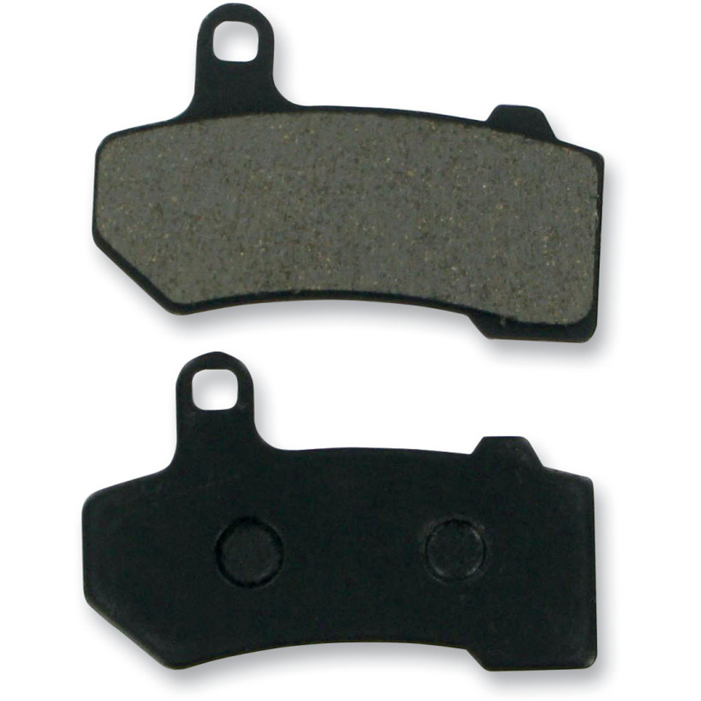 Drag Specialties Brake Pads - Repl. OEM #42897-06A/08 - Semi-Metallic