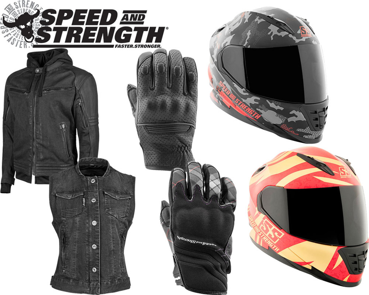 New 2018 Speed and Strength Straight Savage Collection