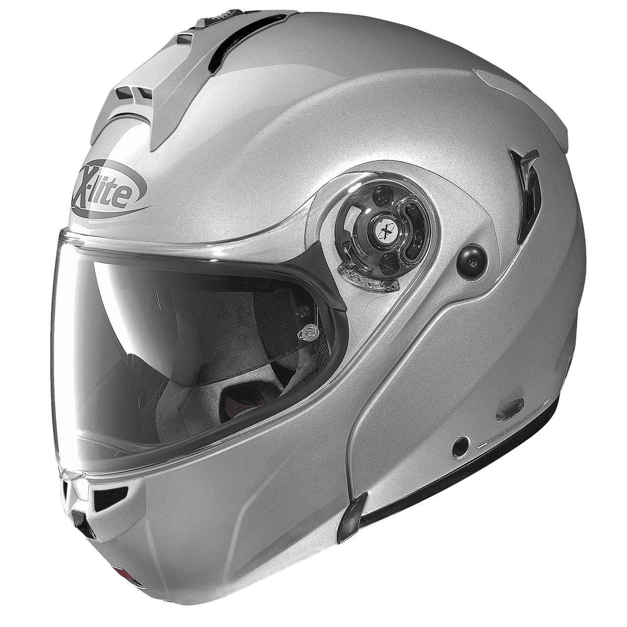 nolan x lite x 1004 xcom helmet get lowered cycles. Black Bedroom Furniture Sets. Home Design Ideas