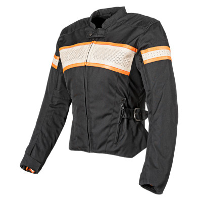 Speed and Strength American Beauty™ Women's Leather/Textile Jacket