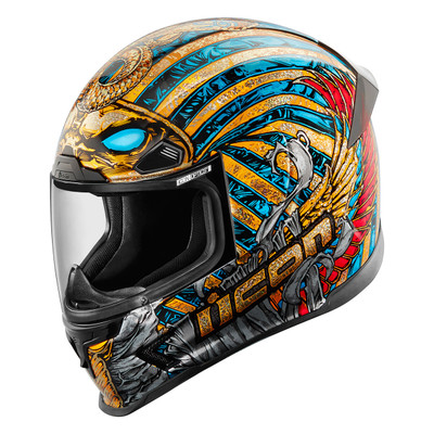 Icon Airframe Pro Pharaoh Helmet