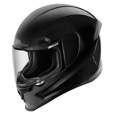 Icon Airframe Pro Gloss Helmet - Black