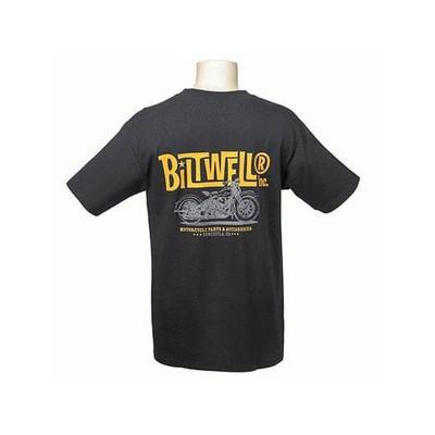 Biltwell Knuckle T-Shirt - Black