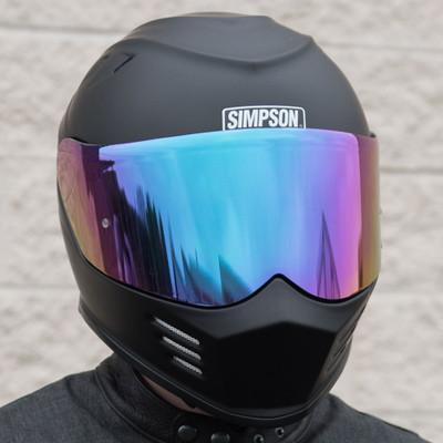 Simpson Ghost Bandit Face Shield