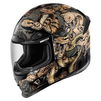 Icon Airframe Pro Cottonmouth Helmet